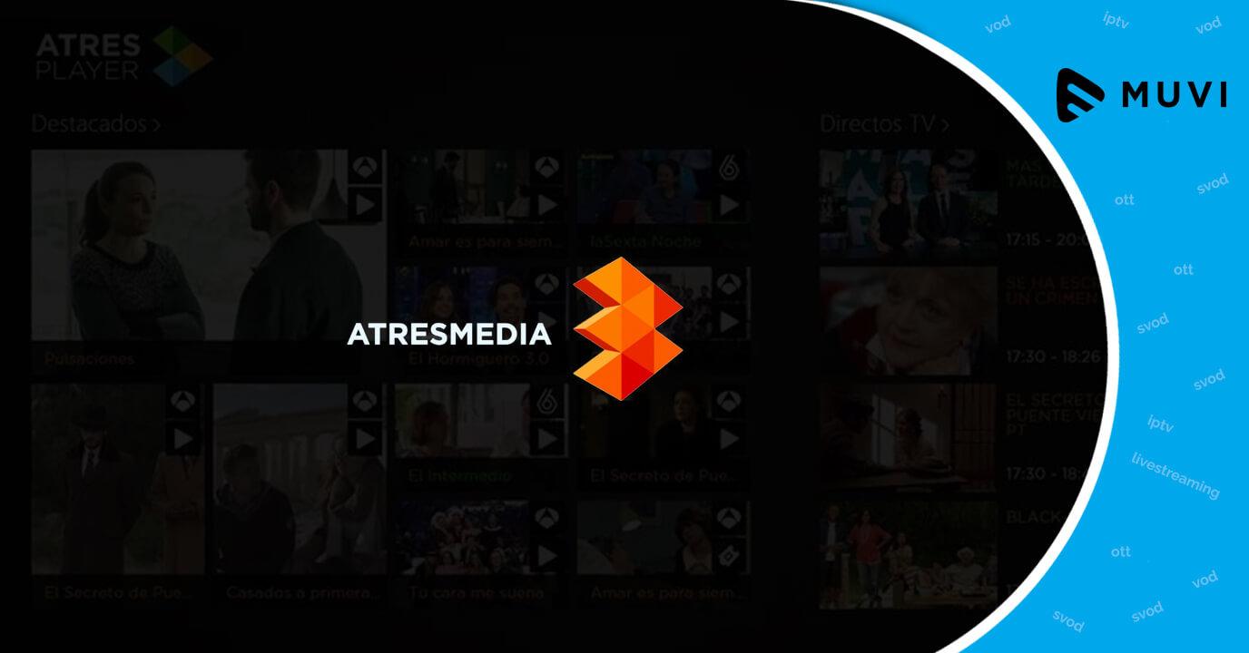 Atresmedia unveils global OTT platform