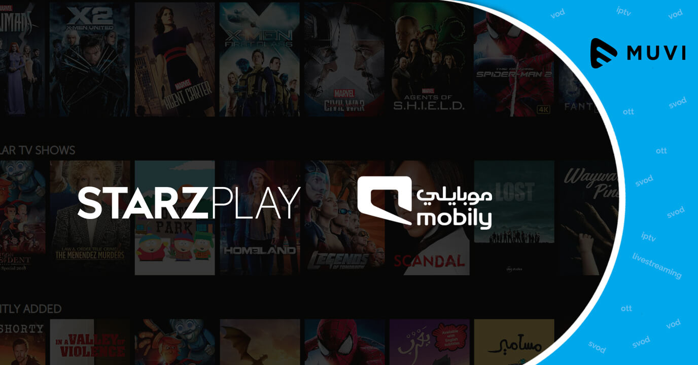 Mobily and Starz Play sign strategic deal for new VoD platform