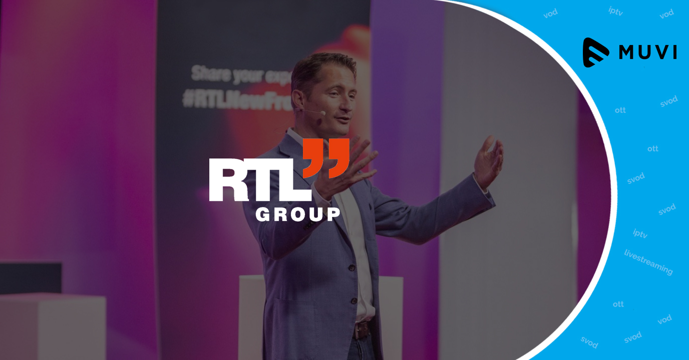 RTL Group to focus on SVOD services