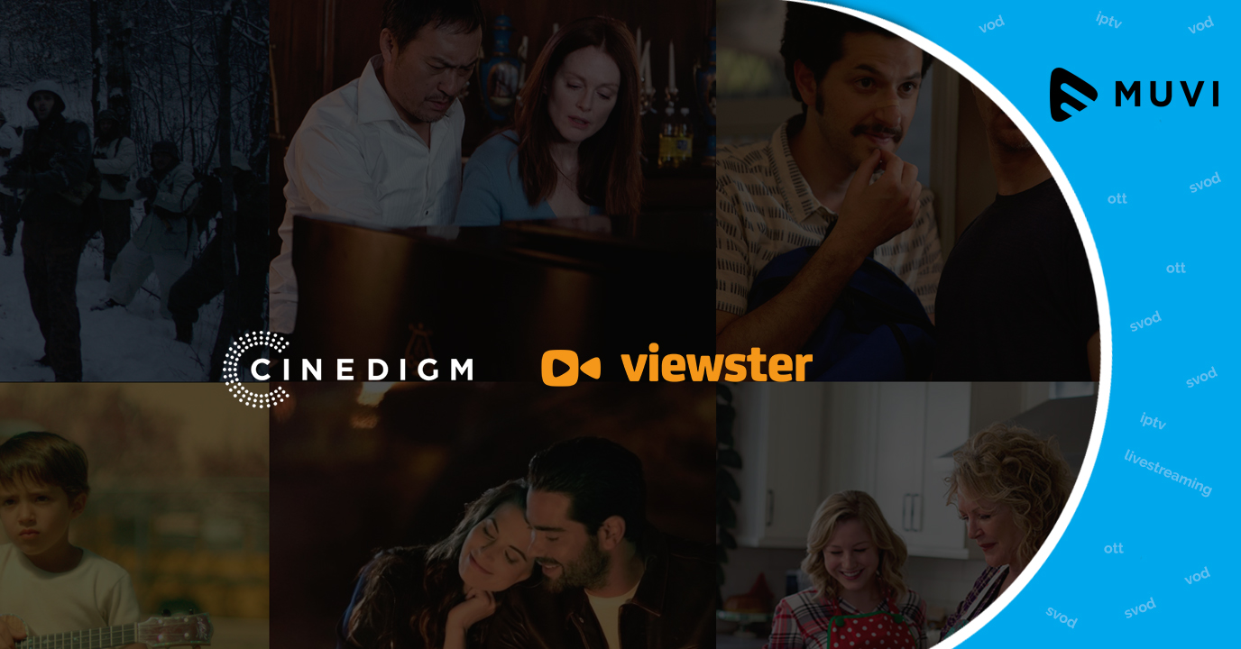 Cinedigm takes over Viewster