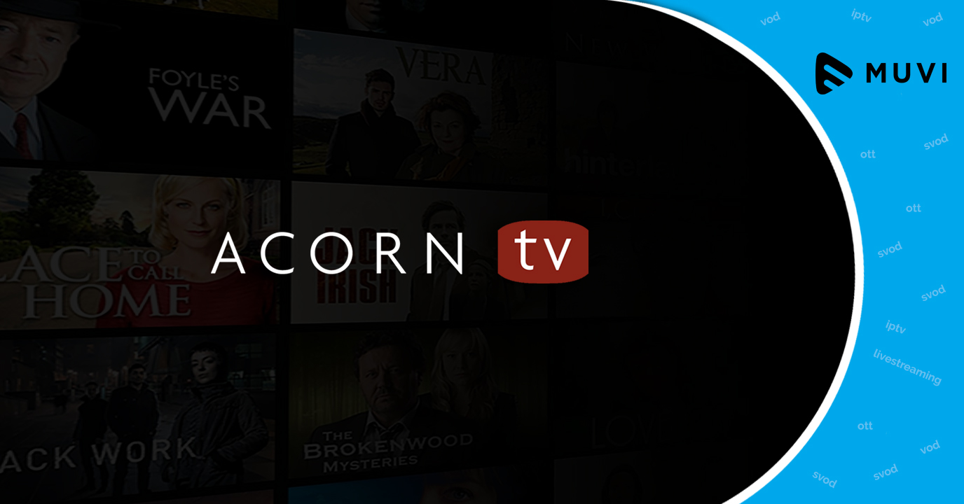 AMC's Acorn TV expands globally
