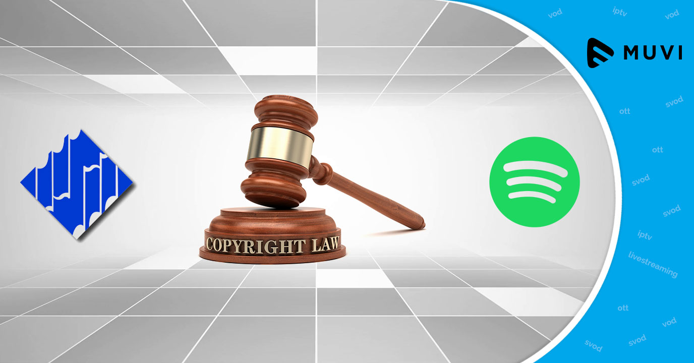 Spotify-Wixen copyright lawsuit settles for $1.6 billion