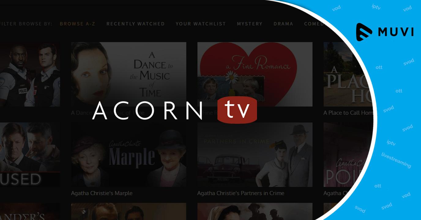 Acorn TV debuts in South Africa