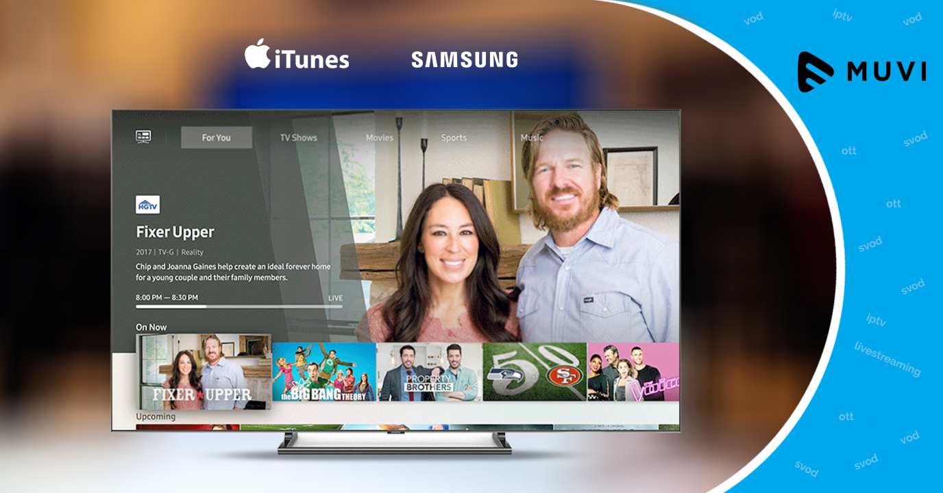 Pact between Apple & Samsung to stream iTunes Library on TVs