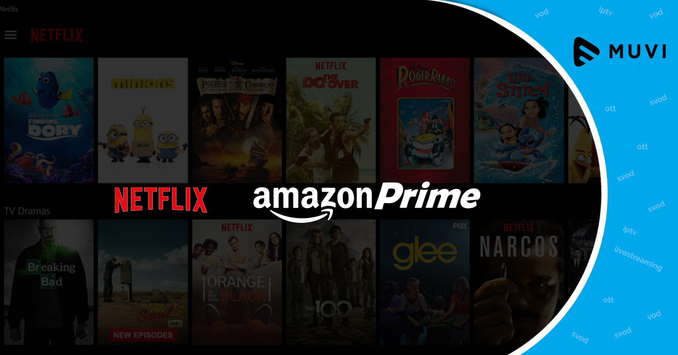Self-Censorship - Netflix & Amazon Prime Video continues Rivalry