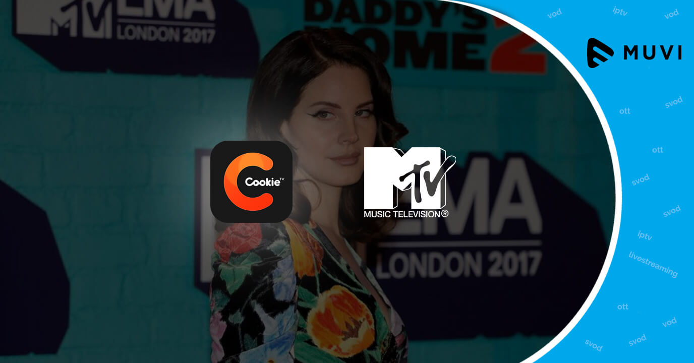 Cookie TV partners with Viacom to Stream MTV, Nickelodeon OTT in Myanmar