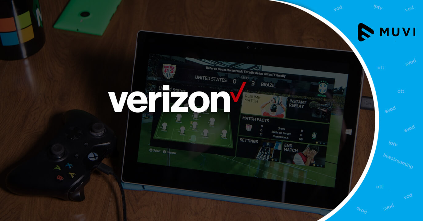 Verizon to launch a Video Game Streaming Platform: Reports
