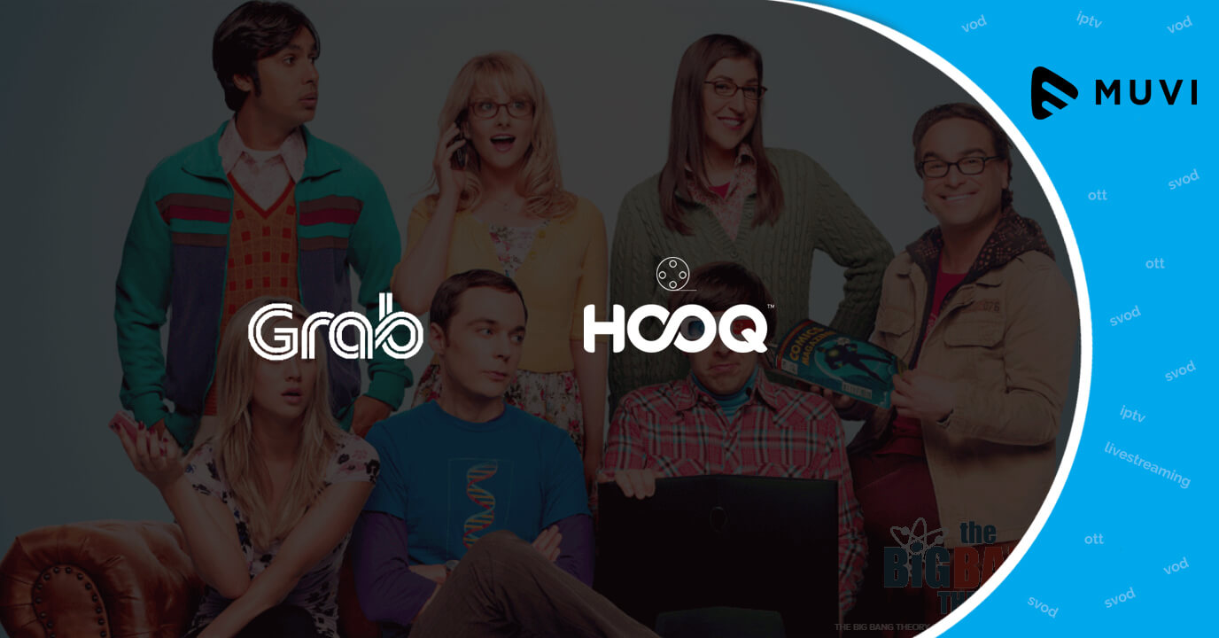 Grab partners with Hooq to launch Video Streaming Service