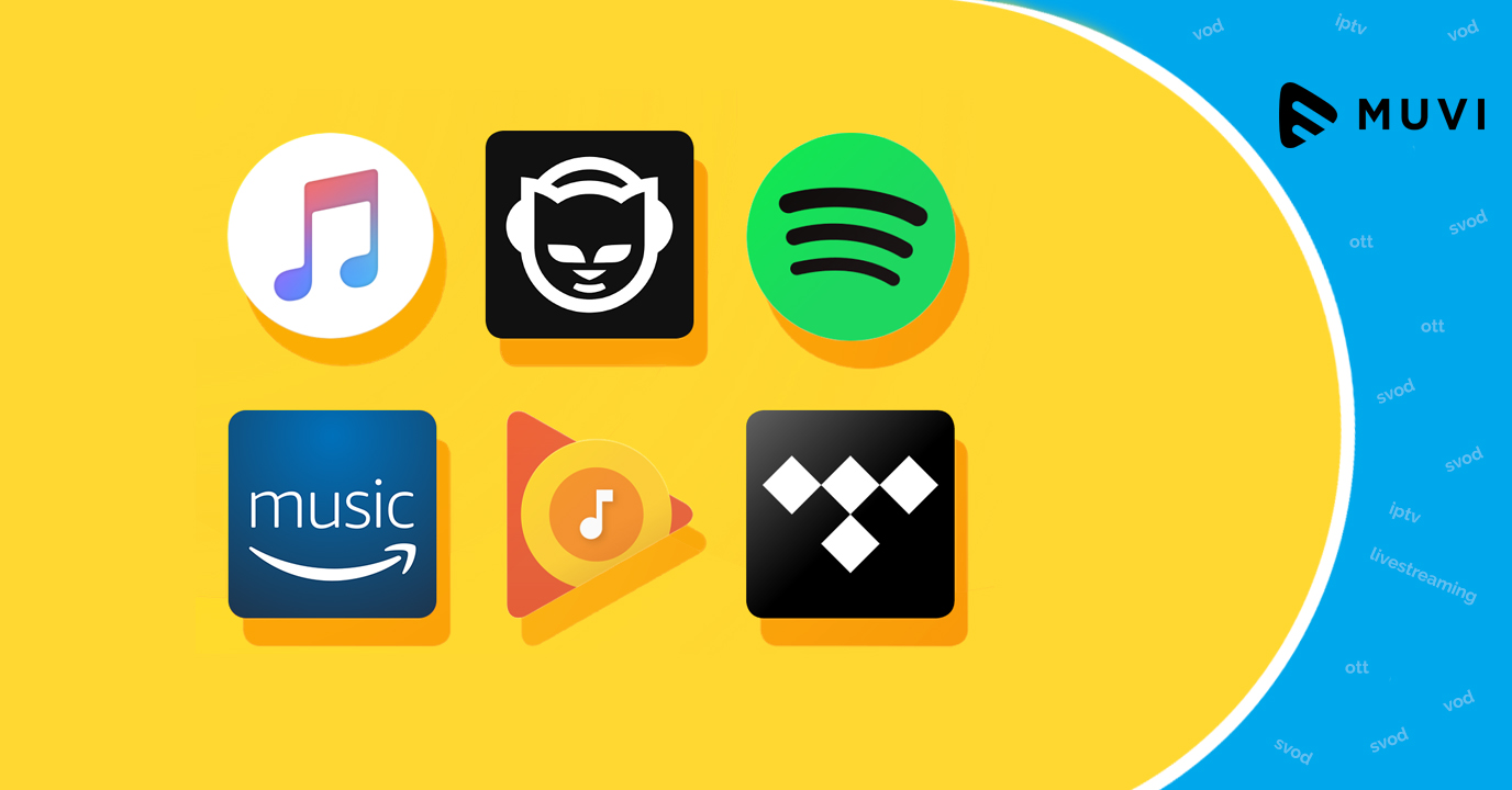 Performance of Music Streaming Services in 2018 - the result is Here!