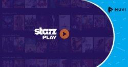MENA to have more On-Demand Entertainment through Starz Play