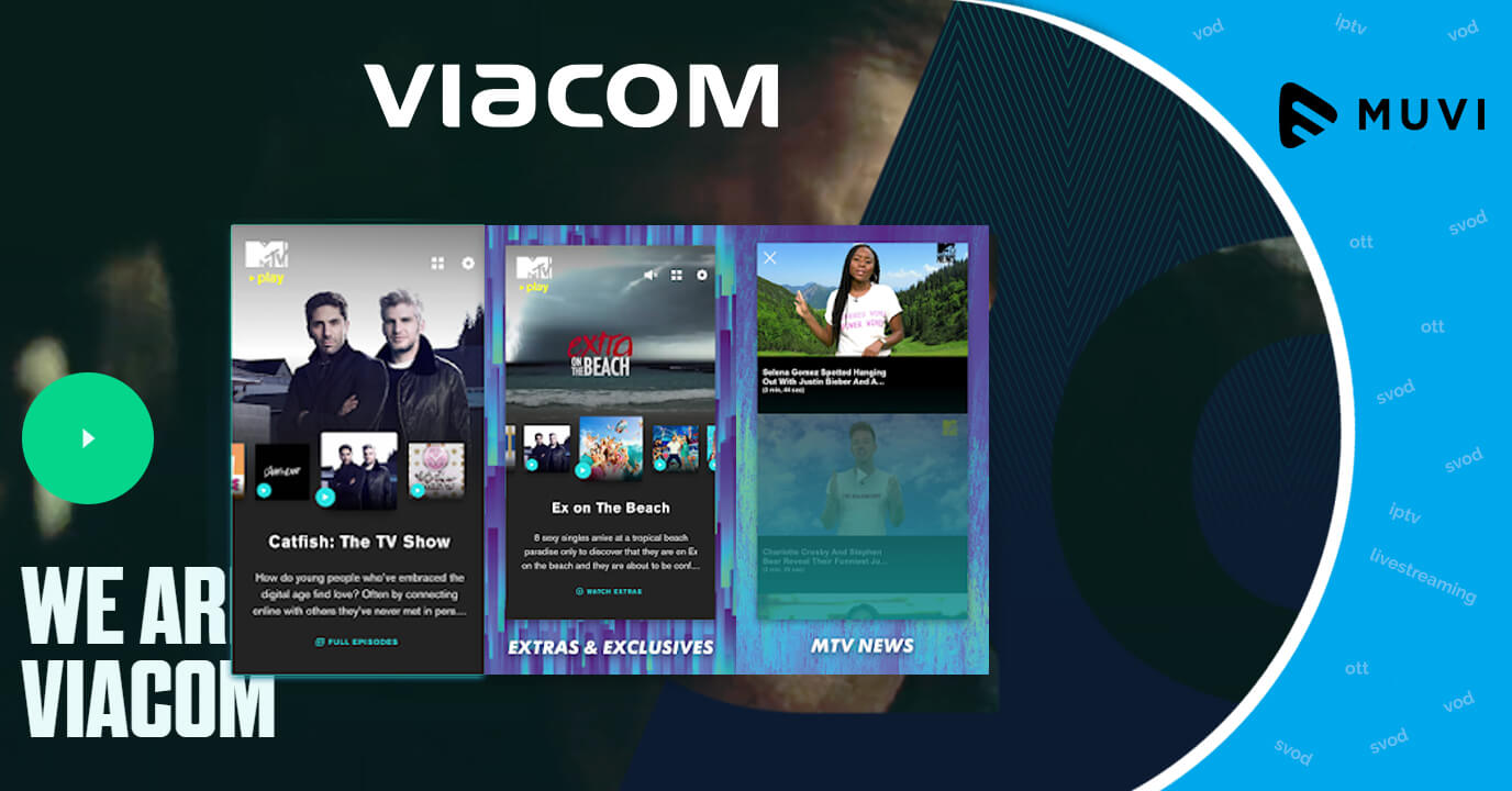 Viacom launches new VoD App MTV Play in the UK