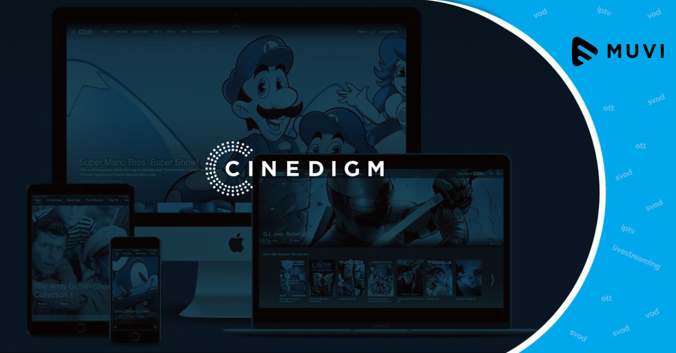 Cinedigm makes Remarkable Moves in the OTT Industry with its extensive User Base