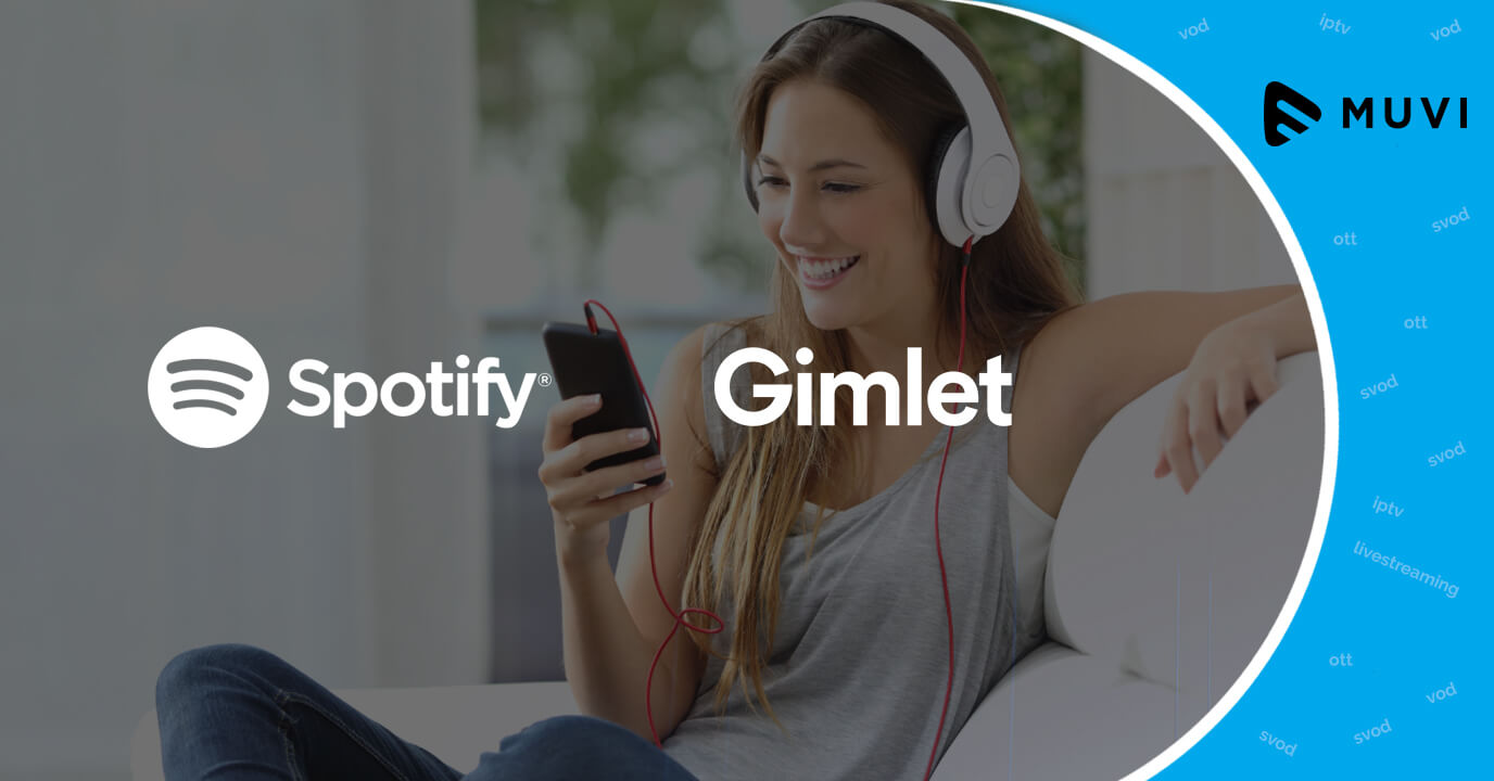 Spotify Acquires Gimlet Media for $230 Million