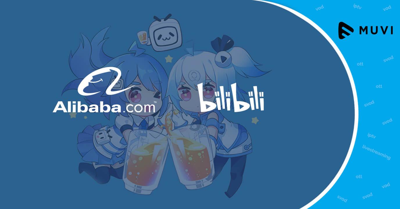 Alibaba buys 8% Stake in Chinese VoD Platform Bilibili