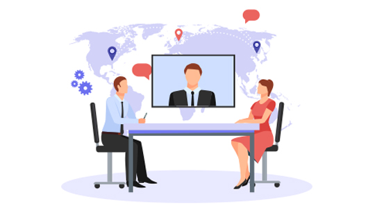 Online Meeting with Experts for managing OTT Platform