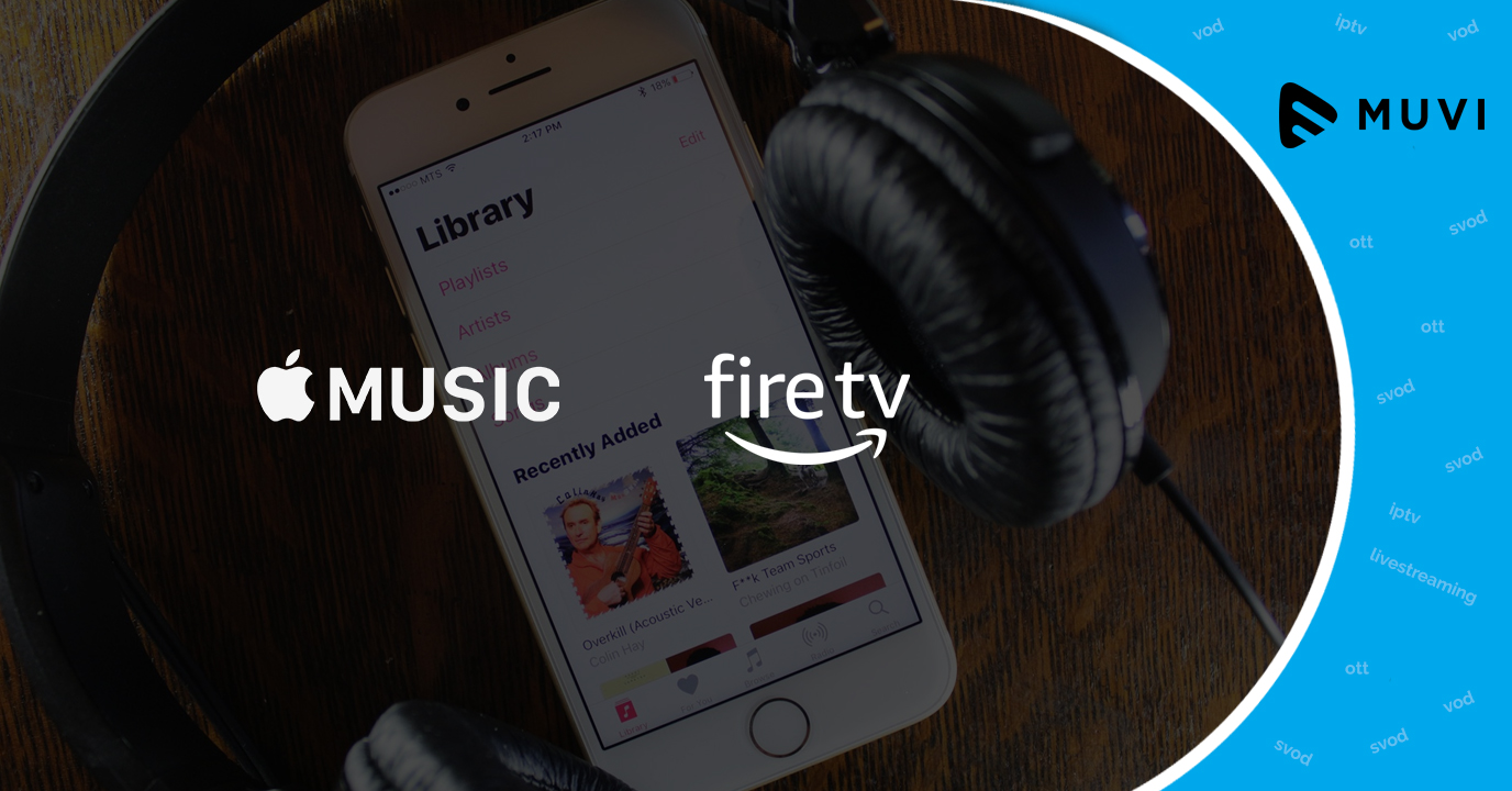 Amazon Finally Incorporates Apple Music Streaming on Fire TV Boxes & Sticks