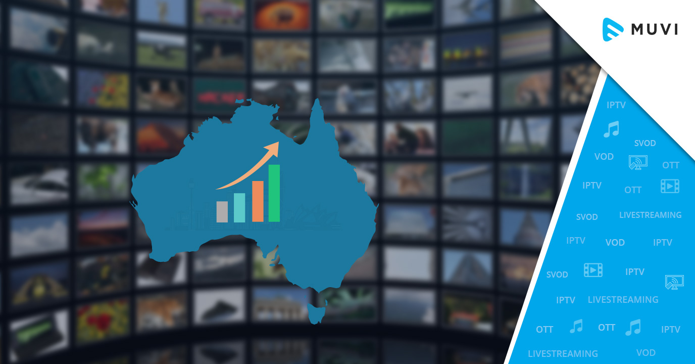 Australian SVoD Market Records 11.8% Surge in Users, Just in a Year