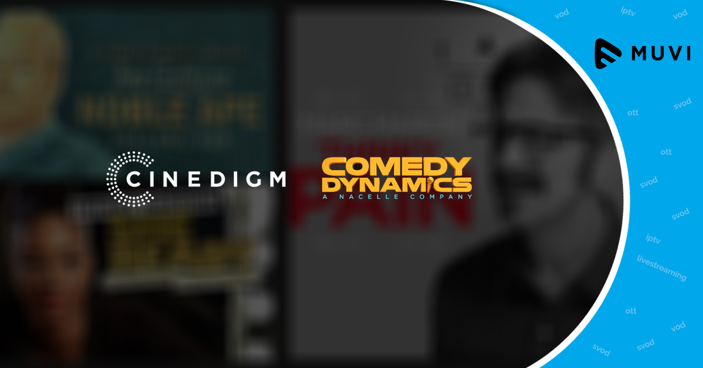 Cinedigm Launches Video Streaming Service For Comedy Dynamics