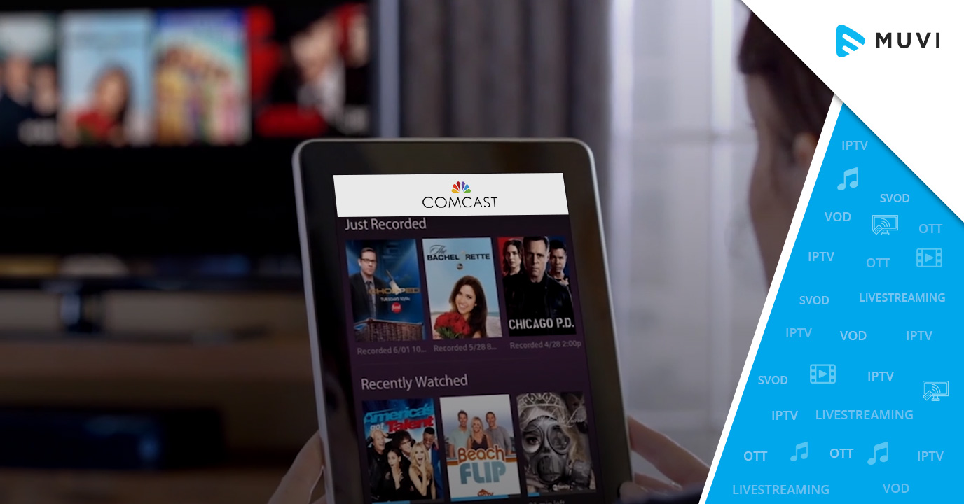 Comcast Announces a New Streaming Platform - Flex