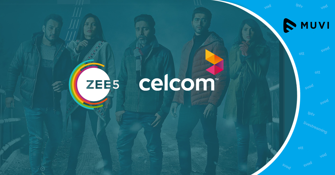 ZEE5 in Partnership with Celcom, Strengthens its Presence in Malaysia