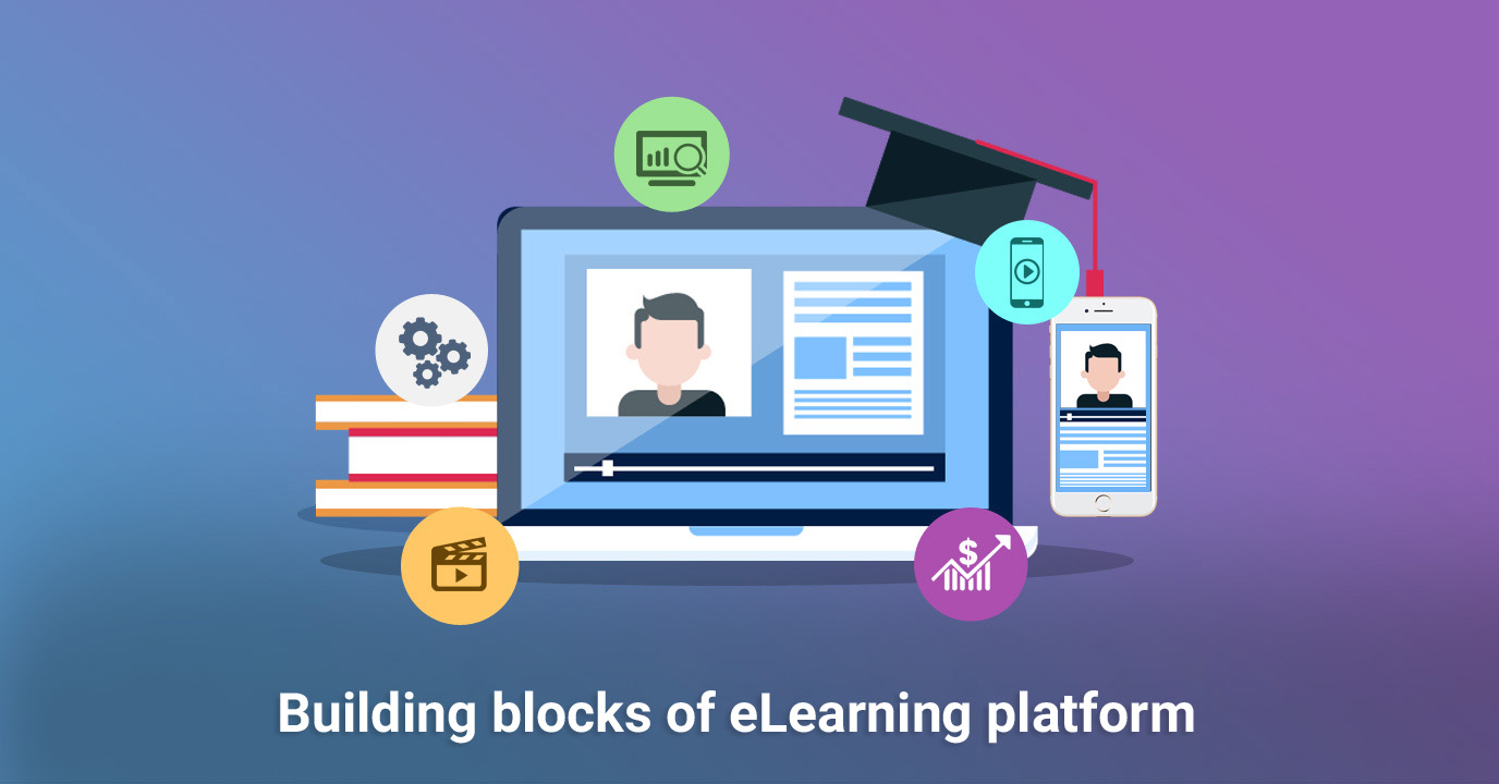 5 building blocks without which you cannot develop an eLearning Platform