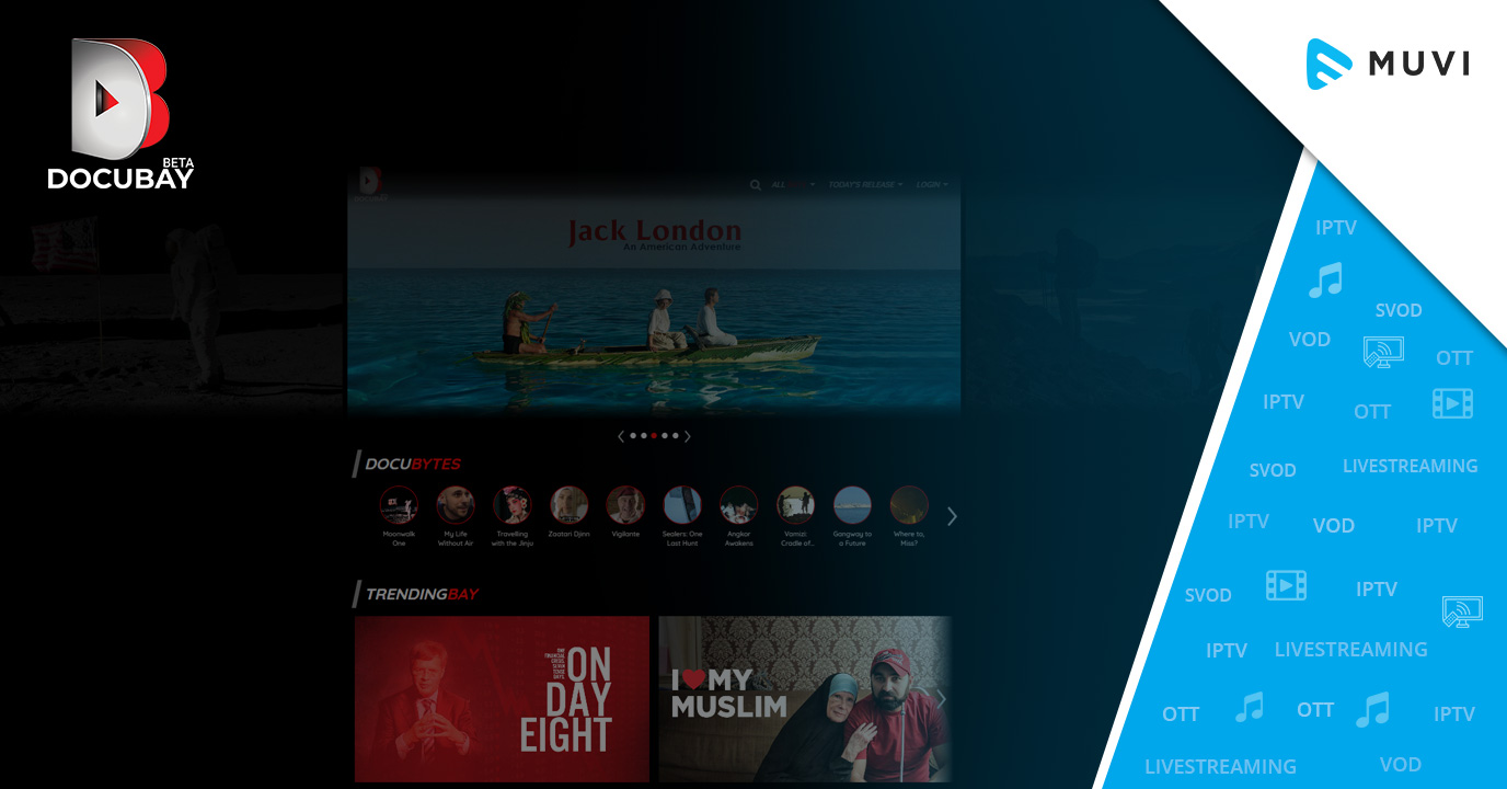 DocuBay - Video Streaming Platform for Documentaries, set to launch this Summer