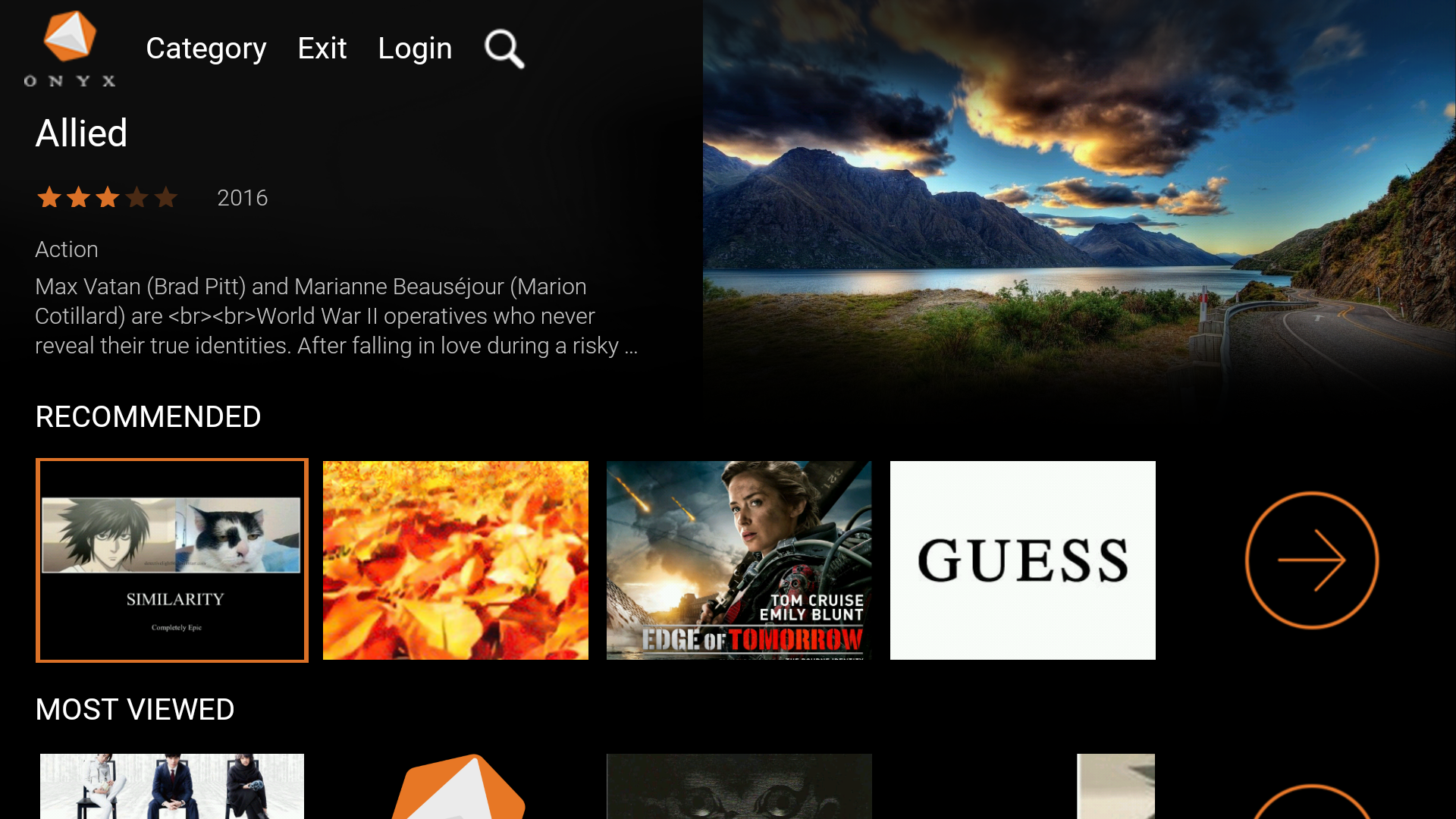 Preview Your TV App - Muvi