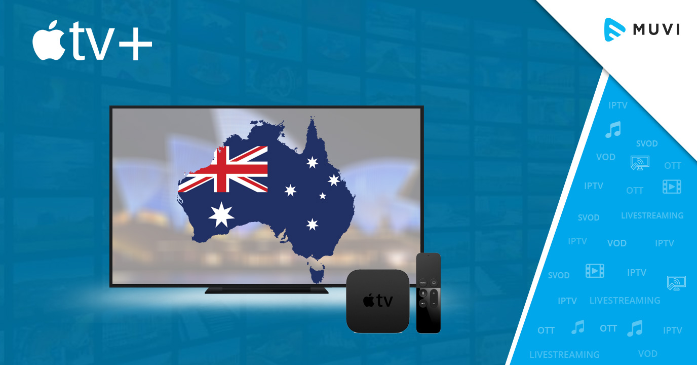 Apple TV+ Shows Potential to dominate Australian Streaming Market with 17 Million Subscribers