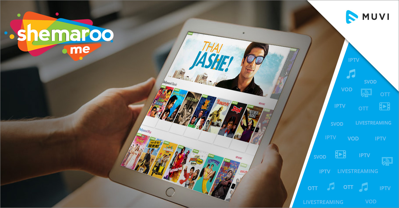 Shemaroo Launches its Direct-to-Consumer OTT Platform - ShemarooMe