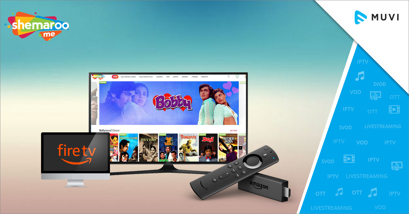 ShemarooMe now Streaming on Amazon Fire TV