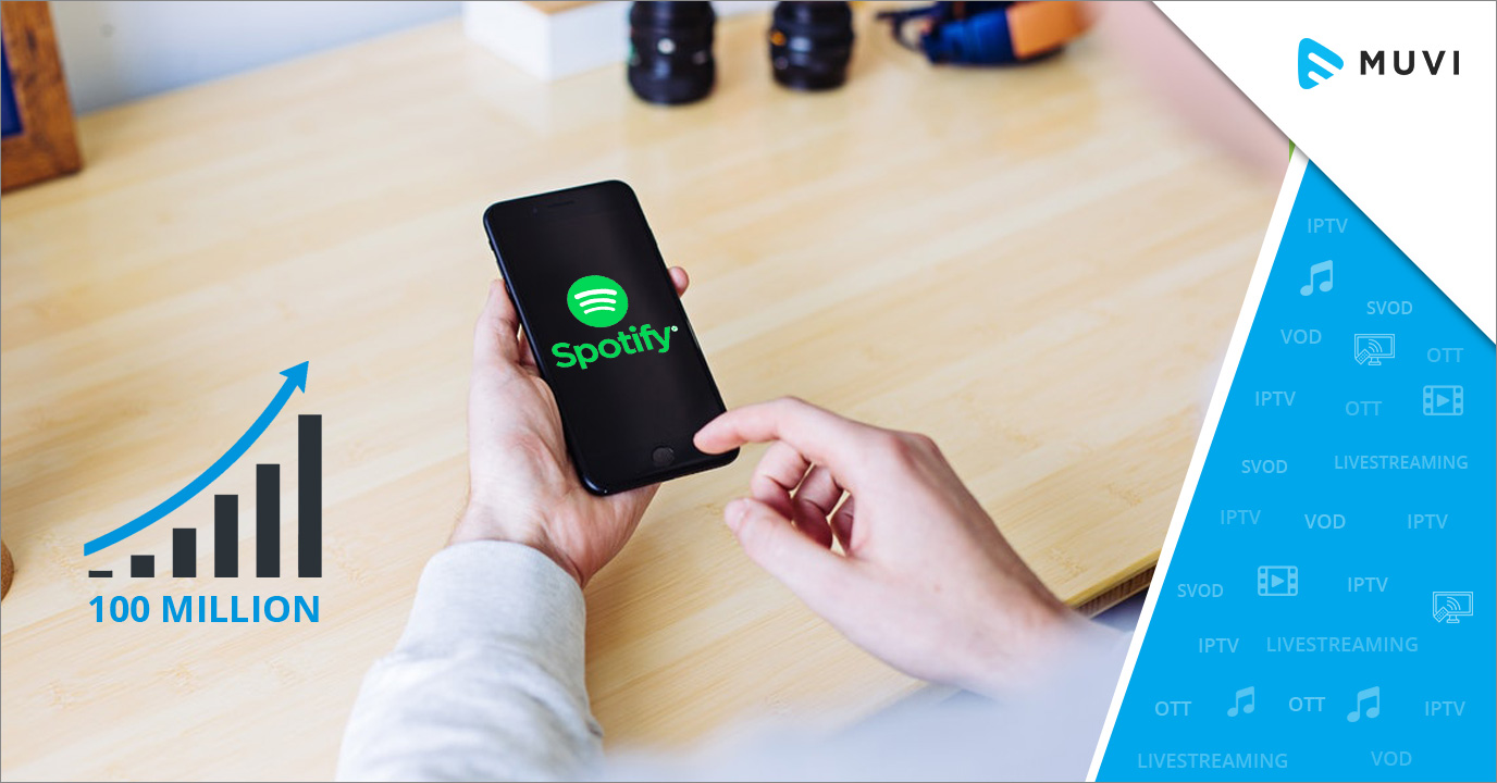 Spotify First to Hit 100 Million Paying Subscribers Worldwide