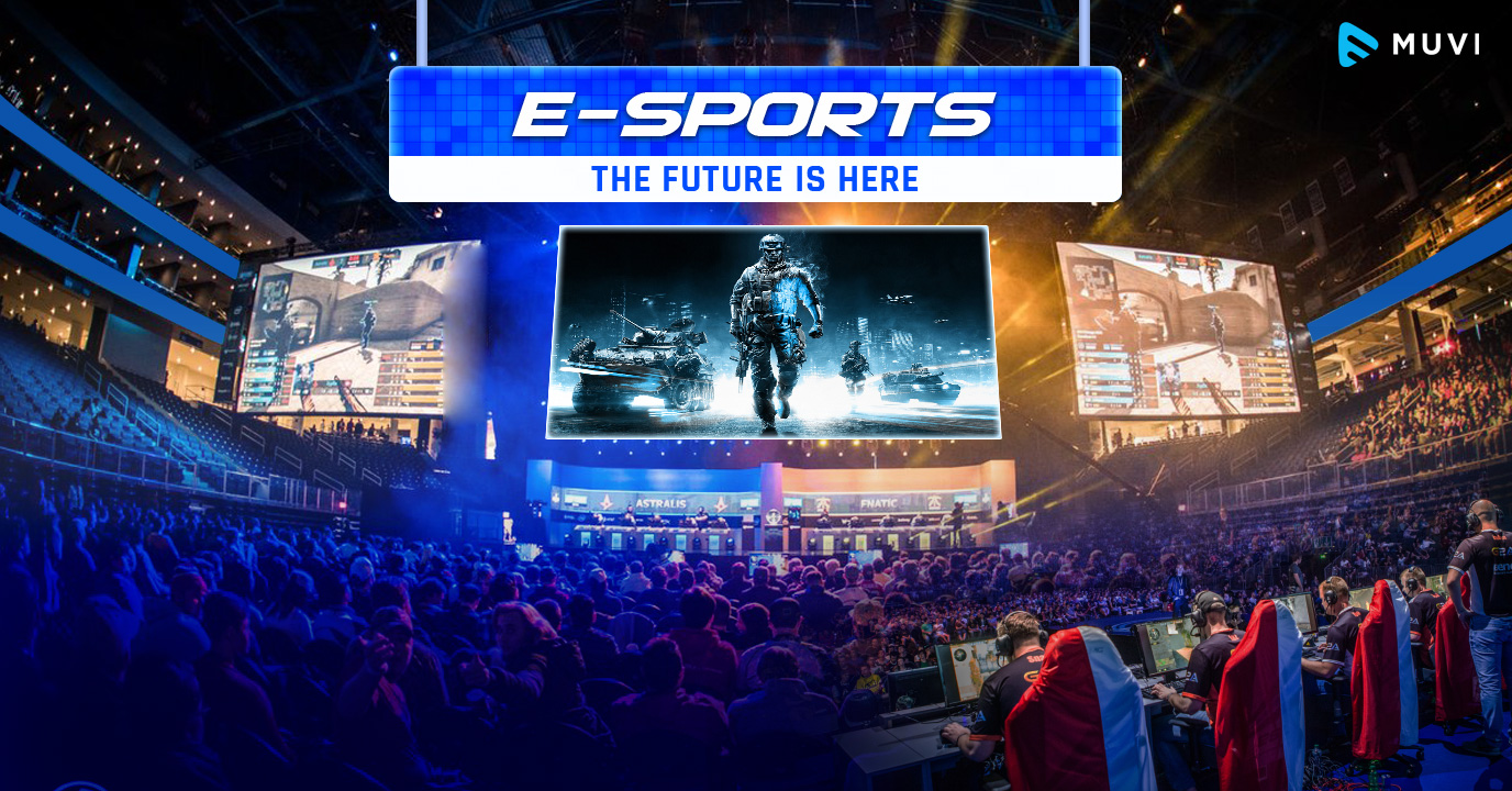 Esports : A look Inside the Booming World of Gaming