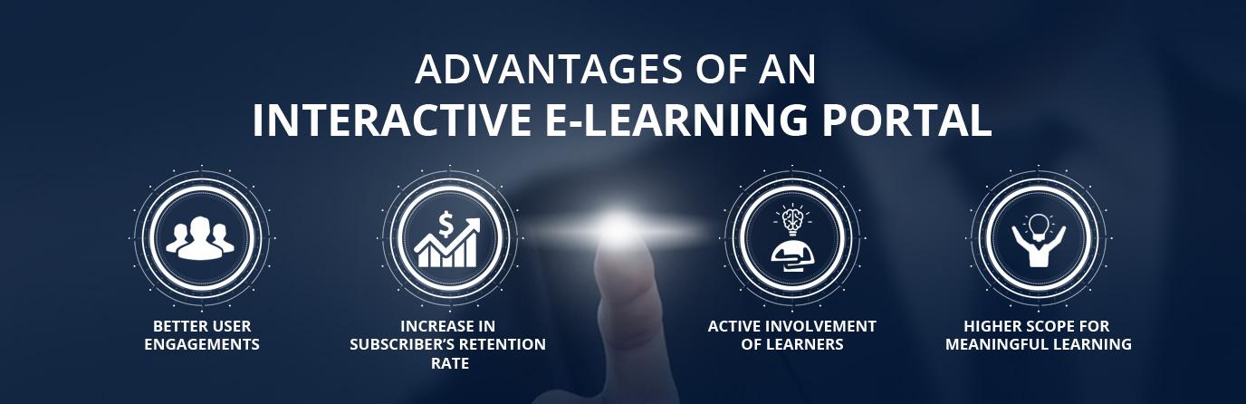 Advantages of E-Learning Portal
