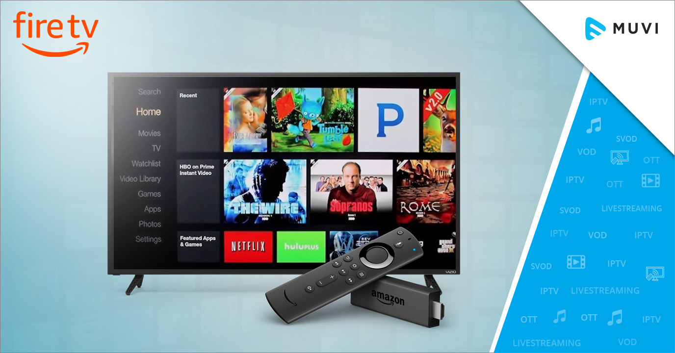 Amazon Fire TV records 34 Million monthly active users