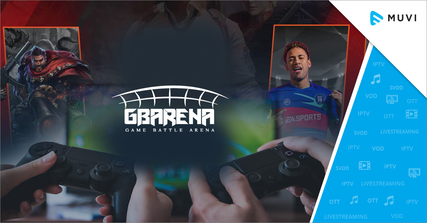 Gbarena, the first online game streaming platform in the Middle-East