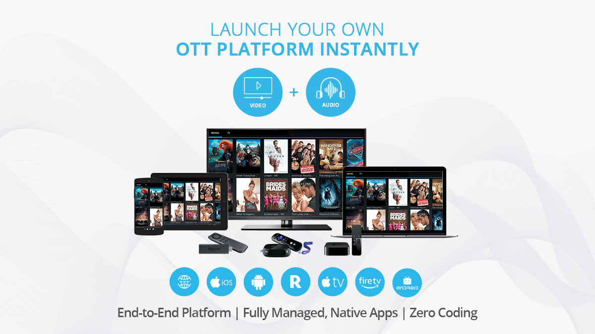 OTT Platforms, Video Streaming and VoD Platform Provider - Muvi