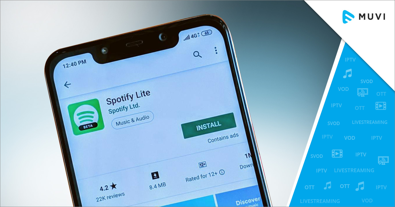 Spotify Lite now available in Play Store for Indian users