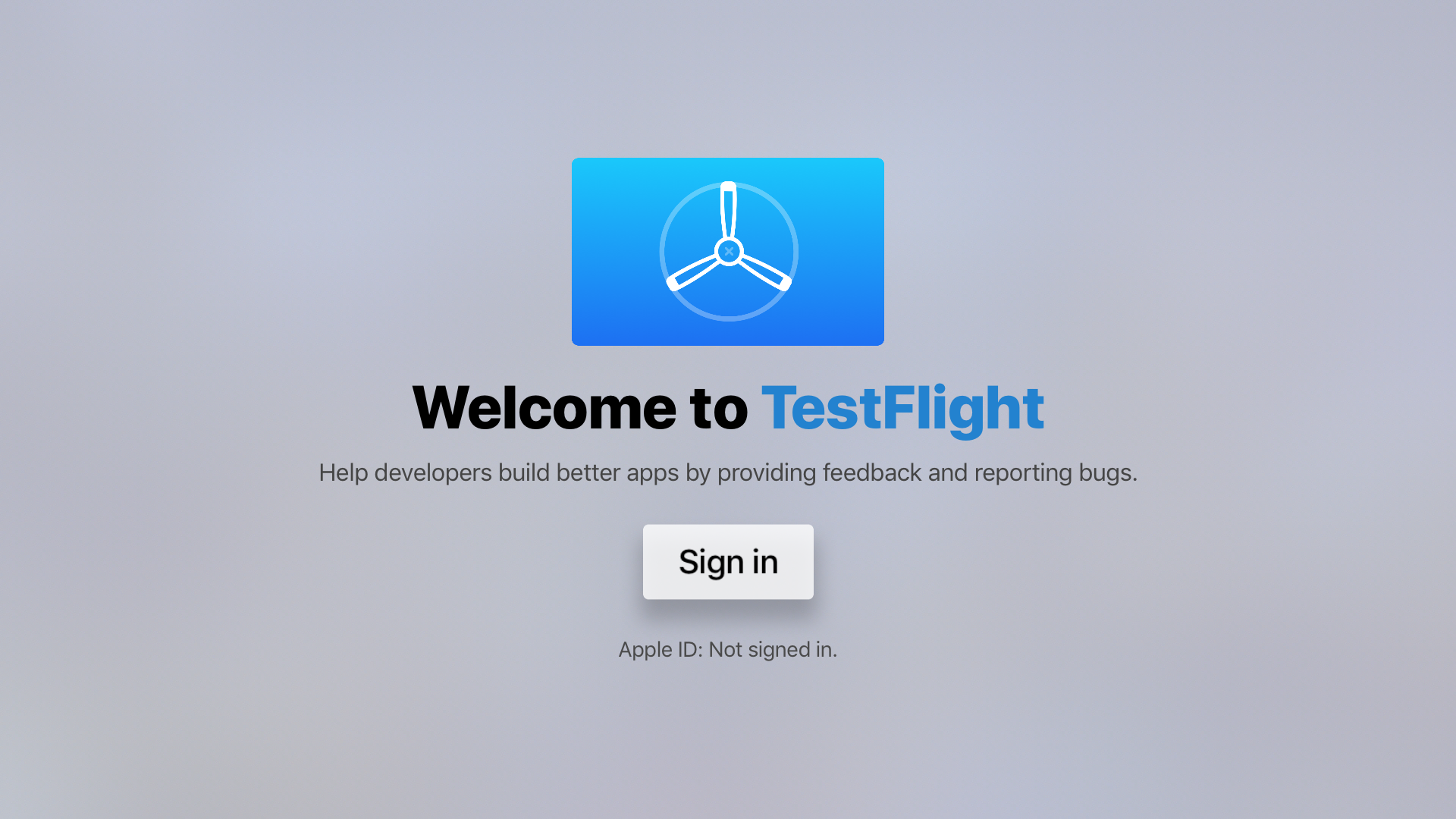Installing Apple TV App Via TestFlight - Muvi