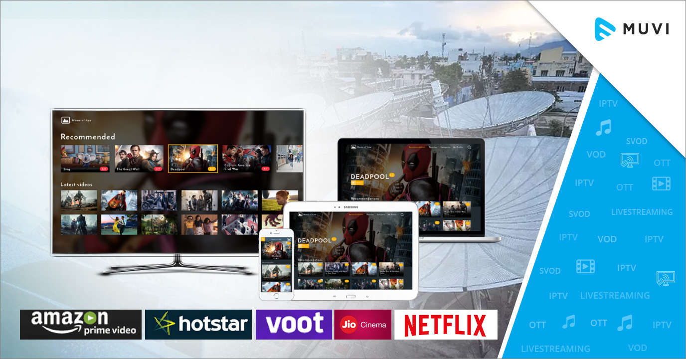 Video Streaming Services Threaten the Existence of Cable TV in India