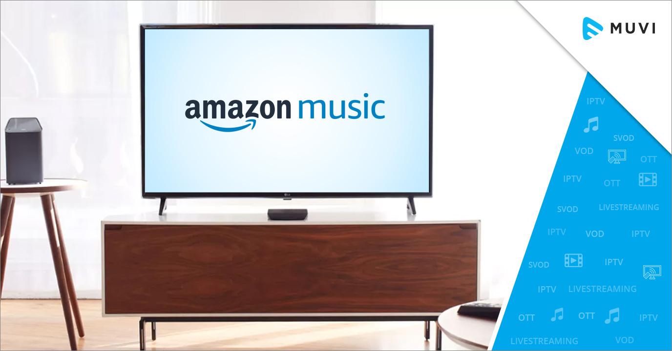Amazon Music now available on Xfinity platforms
