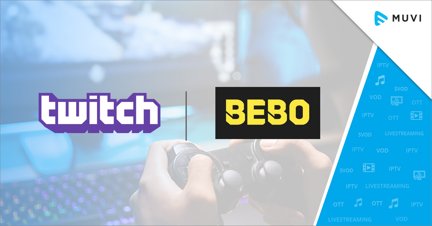 Twitch acquires Bebo to increase its footprint in eSports