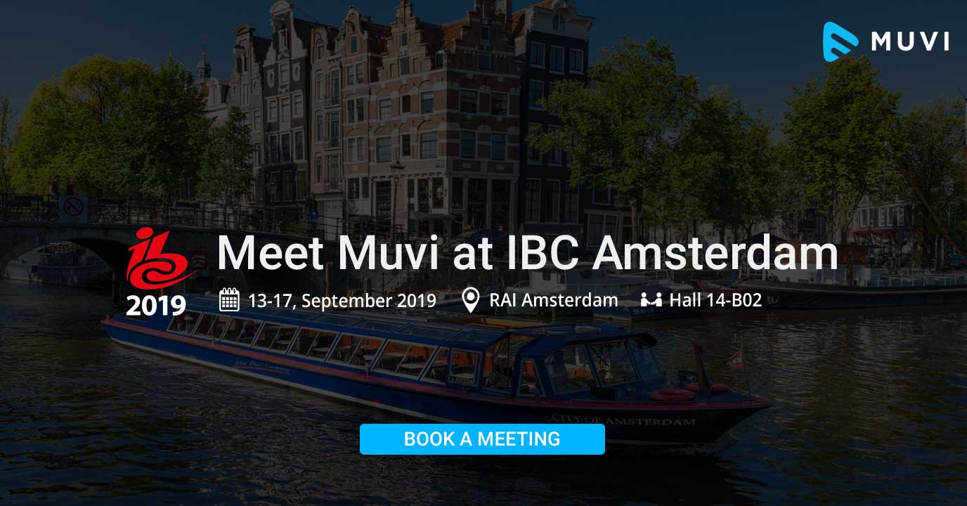 Explore the world's most customizable OTT platform at IBC 2019