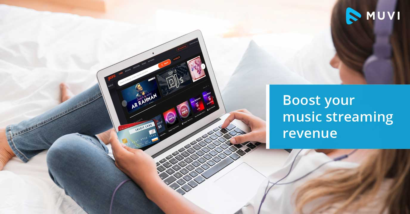 How to Generate Revenue from your Music Streaming Platform?