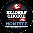 Muvi - Streaming Media Awards 2019 Nominee