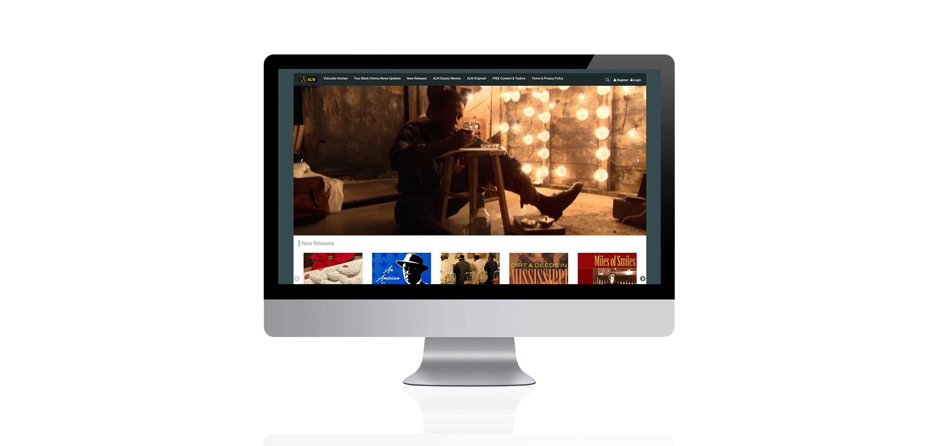 American Legacy Network - Web
