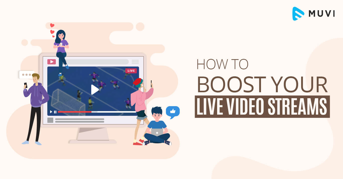 Stream like a Pro: Ways you can Boost Live Streaming Viewership