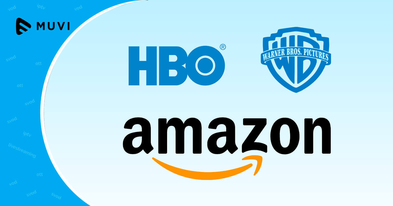Amazon partners with Warner Bros and HBO units for more free streaming content