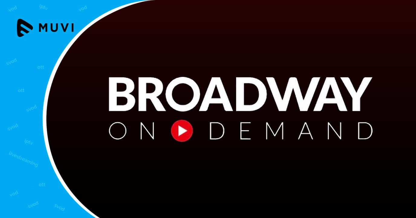Broadway On-Demand to be launched next month