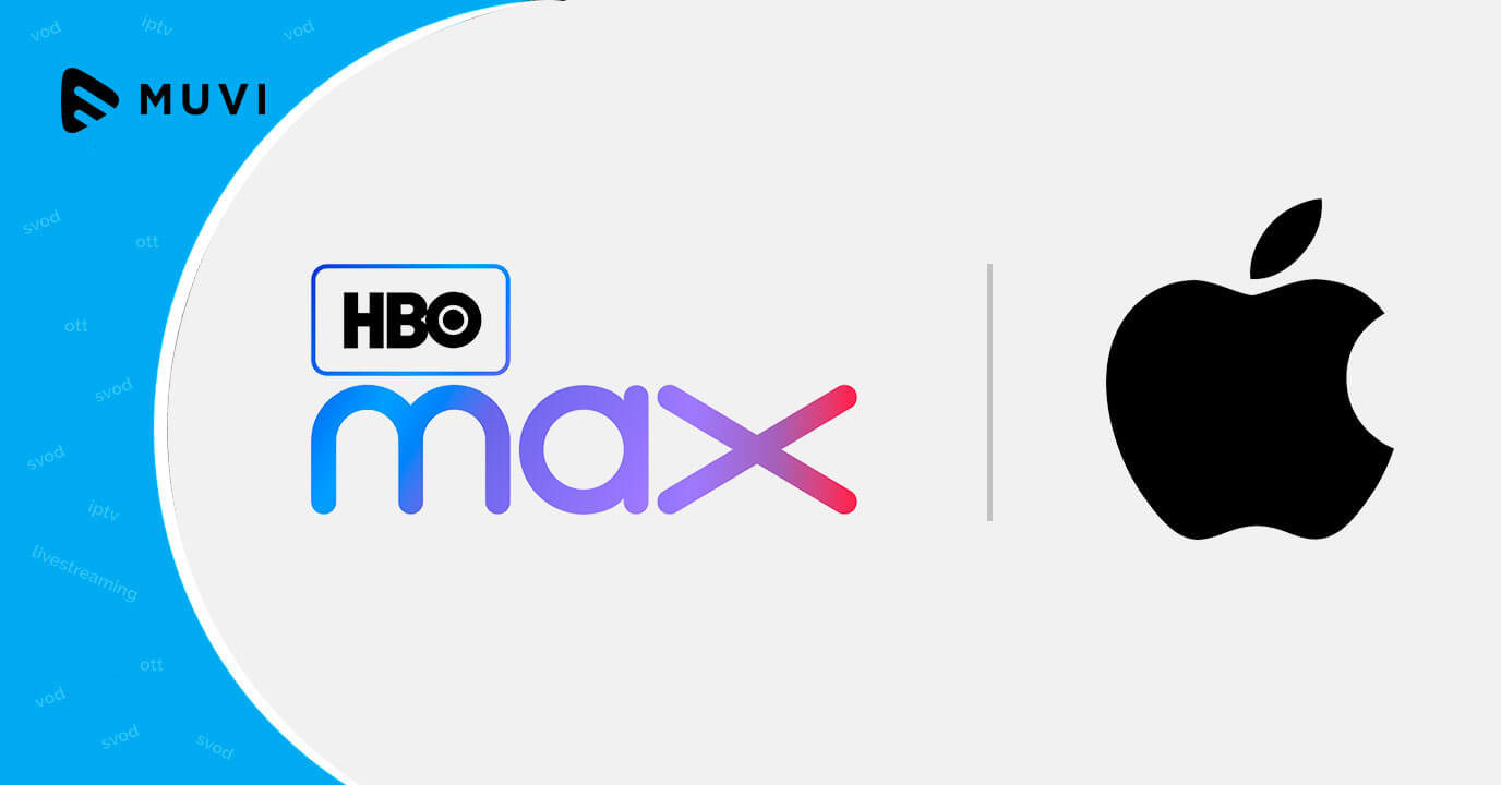 HBO Max and Apple get into Streaming Distribution Deal