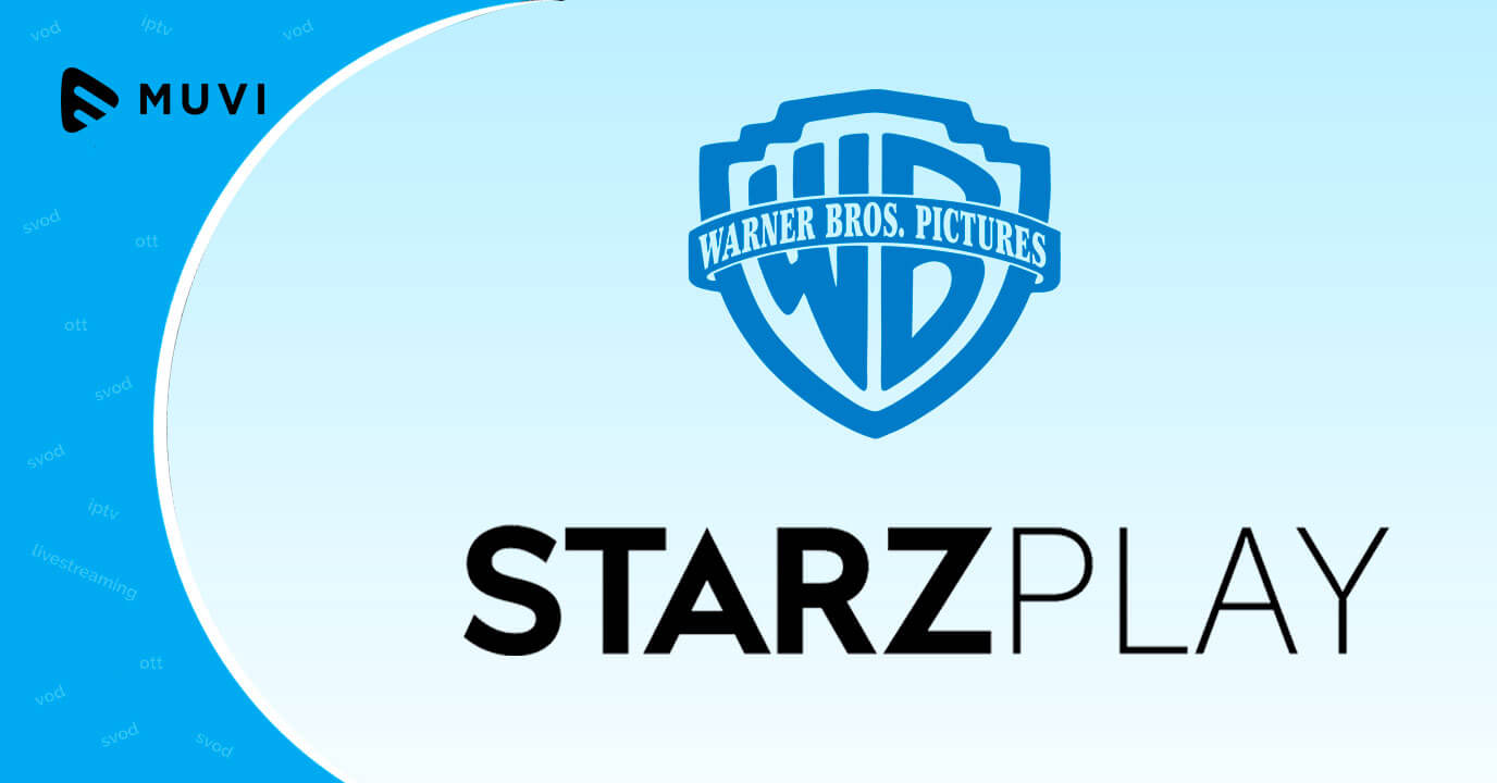 Warner Bros gets into long-term deal with StarzPlay